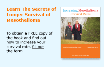 Surviving Mesothelioma and Other Cancers Book Cover